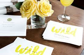 easy bridal shower invitations with minted the fashionably broke
