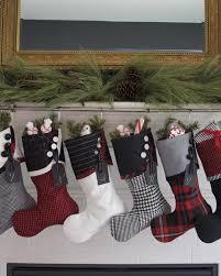 christmas stocking ideas 75 christmas stockings decorating ideas shelterness