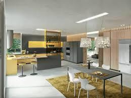 cuisine ouverte moderne la cuisine américaine moderne confortable et pratique