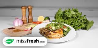 cuisiner a domicile gagnez du temps grce missfresh faites vous livrer vos repas cuisiner