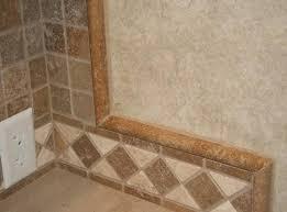 bathroom tile trim ideas tile trim ideas home tiles