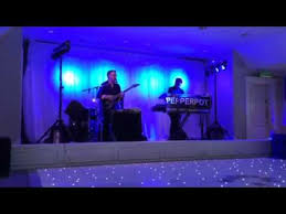 pepperpot wedding band pepperpot band part 2 wedding showcase at crieff hydro sco