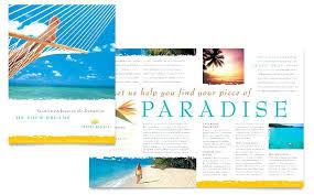 travel brochure template ks2 travel phlet template tourist brochure template free
