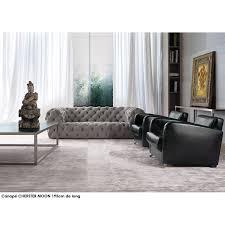 baxter mobili canapé 2 places chester moon baxter