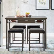 Table And Chairs Set Standard Furniture Montvale Industrial Table And Chair Set