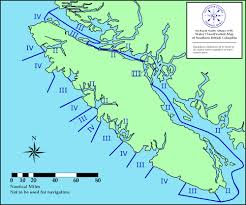 Boundary Waters Map Water Classification Maps U2022 Sea Kayak Guides Alliance Of Bc