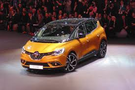 renault europe new 2016 renault scenic mpv starts from 21 500 auto express