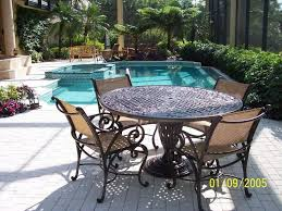 Refinishing Patio Furniture by Patio Furniture Refinishing