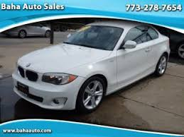 used bmw i series for sale used bmw 1 series for sale in chicago il edmunds
