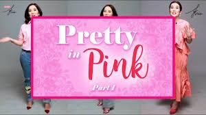 kris aquino kitchen collection wear kris pretty in pink lookbook part 1 of 3 kris aquino the