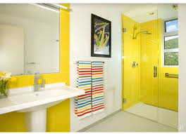 Kids Bathroom Colors Bright Yellow Bathroom Accessories Yellow Bathroom Accessories
