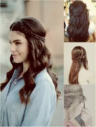 braided hairstyles with hair down 6 chic braided crown hairstyles for girls daily creation at home