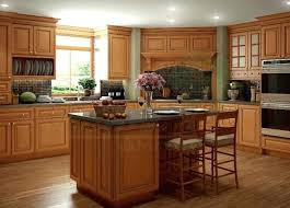 kitchen color ideas with light wood cabinets kitchen paint color