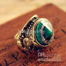2018 women vintage rings antique mens wedding bands punk men ring