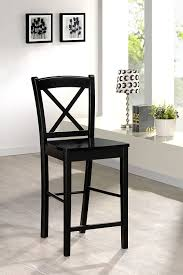 linon home decor products inc phone number amazon com linon home decor x back stool 24 inch black kitchen