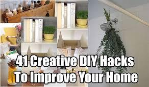 diy hacks home 41 creative diy hacks to improve your home shtf prepping