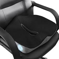 Desk Chair Seat Cushion by Memory Foam Seat Cushion By Perfect Posture Review