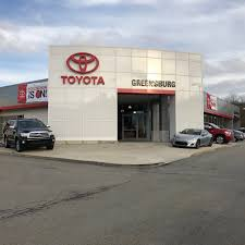 toyota car dealership about us toyota of greensburg