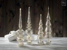 lade di vetro linea di decorazioni natalizie in vetro iridescente comprende due