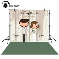 diy wedding backdrop names allenjoy diy wedding photography background wood