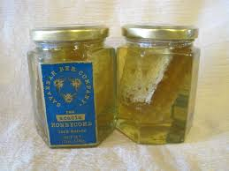 edible honeycomb bee acacia with honeycomb 12oz tealeafs wny