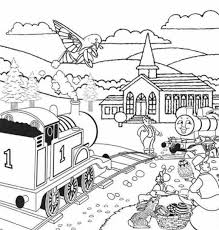 easter thomas train thomas train easter coloring pages