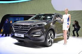 hyundai suv names hyundai tucson name returns at geneva auto express