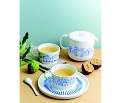 mr and mrs clynck cup indigo blue geometry mr u0026 mrs clynk