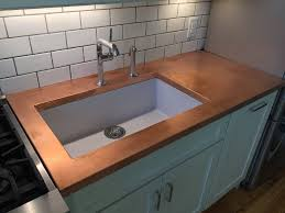 nyc custom copper countertops specialtystainless com