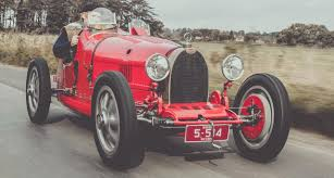 first bugatti the bugatti revue 20 1 the first bugatti type 35b was a full