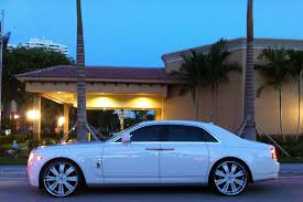 roll royce wraith on rims white rolls royce ghost with custom rims in aventura exotic