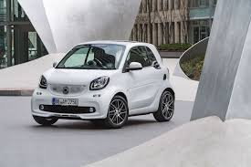 smart fortwo by car magazine