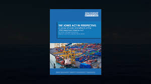 Cost To Build Report The Jones Act In Perspective A Survey Of The Costs And Effects Of