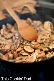 turkey and mushroom gravy recipe turkey salisbury steak with mushroom gravy