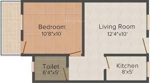 450 sq ft apartment design 450 sq ft 1 bhk 1t apartment for sale in shri prabhakar