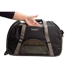 bergan comfort carrier bergan comfort pet carrier black large