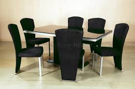 Modern Dining Table Design With Glass Top Glass Top Dining Table Design Of Your House U2013 Its Good Idea For