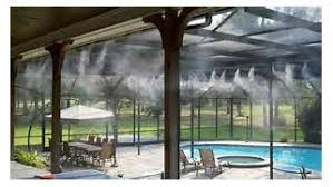 Best Patio Misting System Residential Patio Misting System Mist Air Phoenix Az