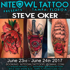 niteowl tattoo tampa tattoo u0026 piercing shop tampa florida