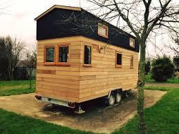 homes on wheels beautiful tiny home on wheels by la tiny house 001 tiny houses