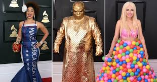 Grammys 2017 5 Biggest Controversies Of All Time Music - joy villa and ceelo green lead grammy awards worst dressed with pro