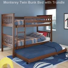 Ebaycom Triple Bunk Beds Berg Utica Loft Twin Over Full Loft Bed - Three bunk bed