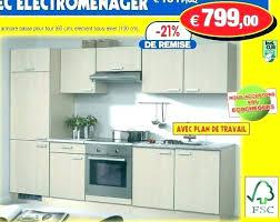 electromenager pour cuisine cuisine avec electromenager inclus cuisine complete electromenager