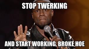 Twerk Meme - twerk it girl examines twerking for autonomy and resistance