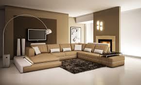 Modern Leather Sectional Sofas Divani Casa 5029 Modern Leather Sectional Sofa