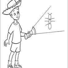 toy story 3 coloring pages hellokids