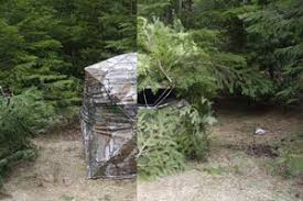 Reflective Deer Blind What U0027s New In Deer Hunting Gear And Gadgets Grand View Outdoors