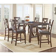 aspen court 7 piece counter height dining set
