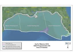 Map Of Florida Gulf Side by Gulf Of Mexico Geological And Geophysical G U0026g Activities