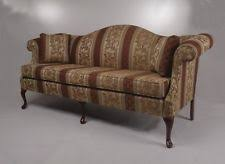 Chippendale Loveseat Queen Anne Sofa Ebay